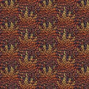 Jeweled Autumn Dragon