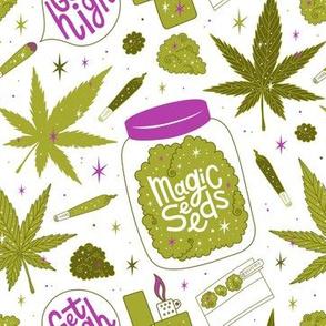 magic seeds purple