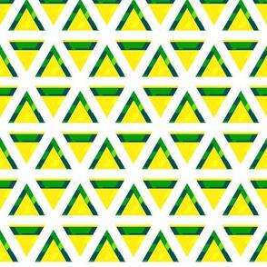 Little Yellow Triangular