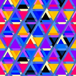Little Colorful Triangular