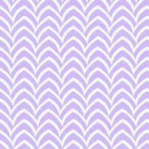Flying Stripe - Periwinkle