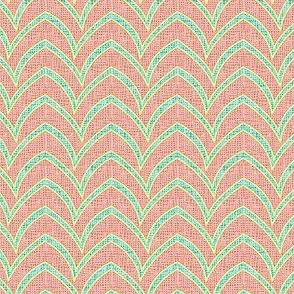 Flying Stripe - Beach Flamingo