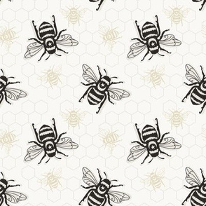 Smaller Bees - neutral