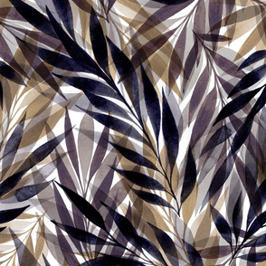Tropical Vines Pattern