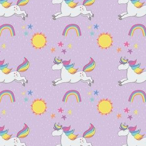 It's all unicorns and rainbows