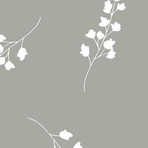 BKRD Lilac Love - Green 24x24