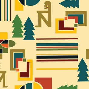 art and pine