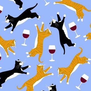 Cats and Wine