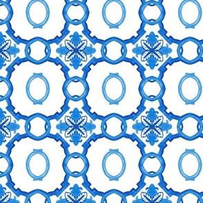 Portuguese Tiles Patterns 13