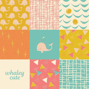 Whaley Cute Squares