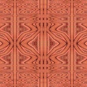 "Copper Terra Cotta Skillet Tapestry 8"""