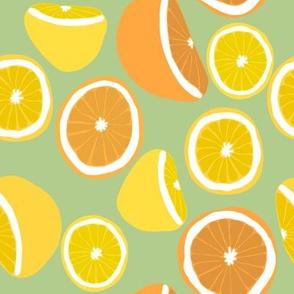 Lemons & Oranges