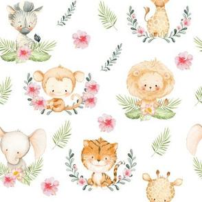 Baby Safari Florl