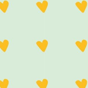 valentine heart seamless repeat pattern design