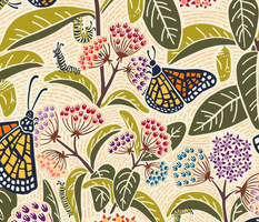 Save Our Monarchs Large Scale