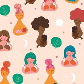 "24"" BreastMates, Breastfeeding & Cabbages"