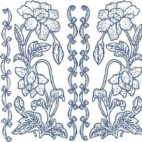 my-tjap116-BLUE-FABRIC-WHITE-bkgr-double-vertical-floral-border-resized-vector-lines-scan-fabric-real-pattern-origBLUE-FABRIC-WHITE-bkgr-NEW2020