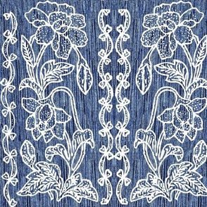 my-tjap116-BLUE-FABRIC-WHITElines-double-vertical-floral-border-resized-vector-white-lines-scan-fabric-real-pattern-bkgr-origBLUE-FABRIC-WHITE-lines-NEW2020