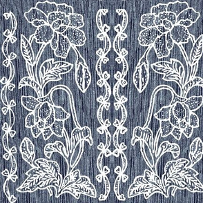 my-tjap116-BLUE-GREY-double-vertical-floral-border-resized-vector-white-lines-scan-fabric-real-pattern-bkgr-NEW-BLUE-GREY-FABRIC-NEW2020