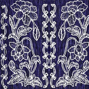 my-tjap116-DEEP-FIESTA-PURPLE-double-vertical-floral-border-resized-vector-white-lines-scan-fabric-real-pattern-bkgr-NEW-DEEP-FIESTA-PURPLE-FABRIC-NEW2020