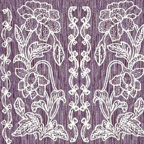 my-tjap116--MAUVE-FABRIC-cream-lines-double-vertical-floral-border-resized-vector-cream-lines-scan-fabric-real-pattern-bkgr-NEW-MAUVE-FABRIC-NEW2020
