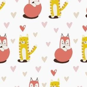 Pink Summer Watermelon Pattern