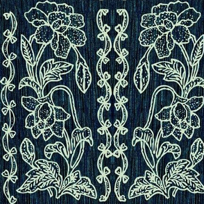my-tjap116-PALEGREENlines-NEW-DEEP-BLUEGREEN-FABRIC-double-vertical-floral-border-resized-vector-PALEGREEN-lines-scan-fabric-real-pattern-bkgr-NEW-DEEP-BLUEGREEN-FABRIC-NEW2020