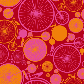 bicycle or grapefruit ?