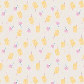 tossed lemonade