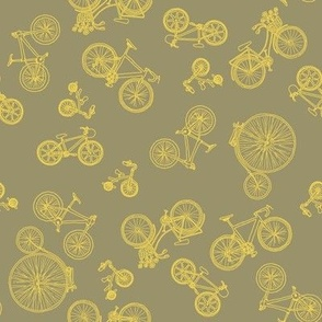 Bicycle bicycle bicycle