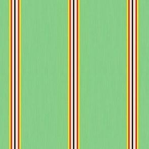 Front Line Heros Stripe Vintage Green