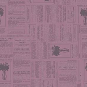 Newsprint-Midday