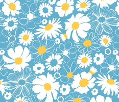 """""""Daisies"""" and Days for Girls - Large"""