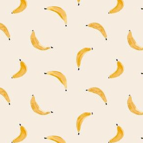 Mini Micro // Tossed Bananas on Egret