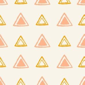 Orange Summer Watermelon Pattern