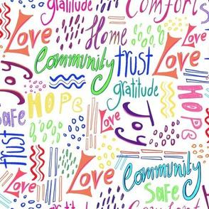 Community Love Gratitude