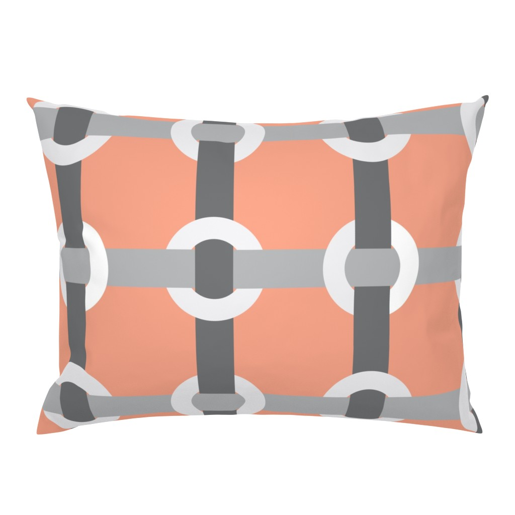 Campine Pillow Sham featuring Madrid-S by cucawik