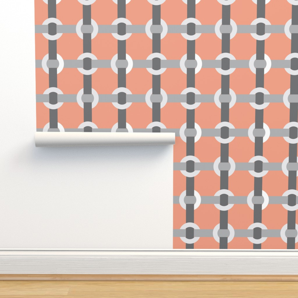 Isobar Durable Wallpaper featuring Madrid-S by cucawik