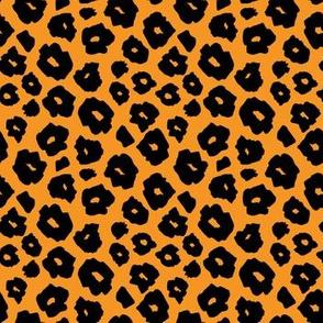 Orange Tiger Spots
