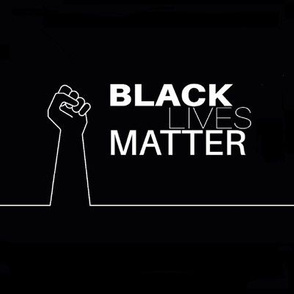 black lives matter - black