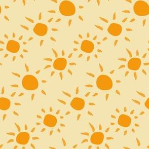 Sun Dancer Yellow