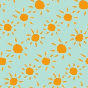 Sun Dancer Mint