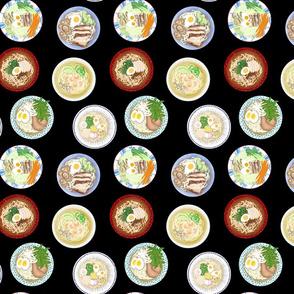 Ramen Noodle Bowls Smaller
