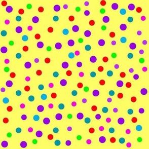 Dots of Mini Colors