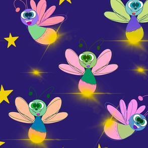 Cute Fireflies