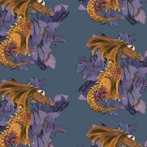 Dragon Two- gold