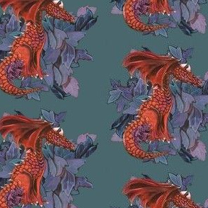 Dragon Two- orange