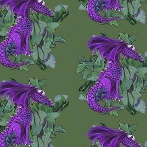 Dragon Two- purple