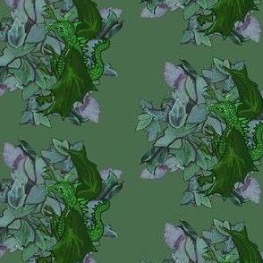 Dragon three-greener