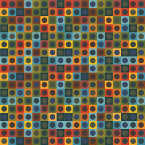 Barcelona Blox petit - confetti